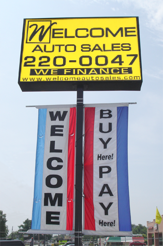 welcome auto sales